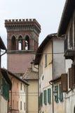 Sansepolcro (Tuscany, Italy) Royalty Free Stock Photo