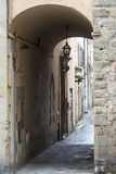 Sansepolcro Tuscany, Włochy (,) Obrazy Stock