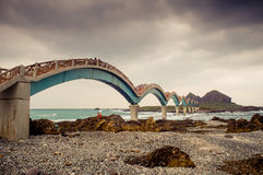 The Sansiantai in Taitung Stock Photography