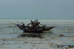 Sansibar-Meer Lizenzfreie Stockbilder
