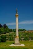 Sanssouci garden sculpture in Potsdam, Germany Royalty Free Stock Photography