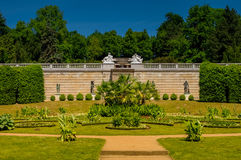 Sanssouci garden sculpture in Potsdam, Germany Royalty Free Stock Image