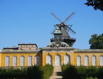 Sanssouci In Potsdam Stock Images