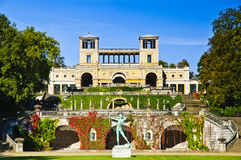 Sanssouci orangery in Potsdam Royalty Free Stock Photography
