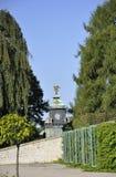 Sanssouci Palace landscape in Potsdam,Germany Stock Image