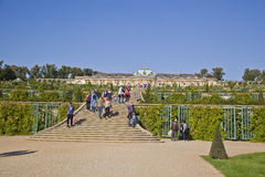Sanssouci Palace and Park - Potsdam (Germany) Stock Photography