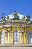 Sanssouci palace in Potsdam Stock Image