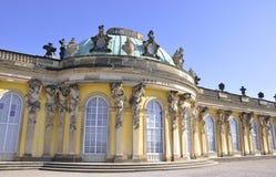 Sanssouci Palace in Potsdam,Germany Stock Image