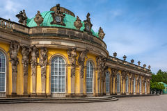Sanssouci palace, Potsdam (Germany) stock photos