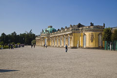 Sanssouci Palace  - Potsdam (Germany) Stock Images