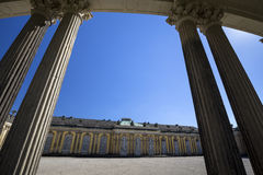 Sanssouci Palace in Potsdam, near Berlin Royalty Free Stock Photography