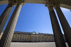 Sanssouci Palace in Potsdam, near Berlin Royalty Free Stock Photography