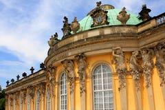 Sanssouci Palace, Potsdam Royalty Free Stock Images