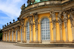 Sanssouci Palace, Potsdam Royalty Free Stock Photos