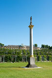 Sanssouci palace and terraced vineyard Royalty Free Stock Photography