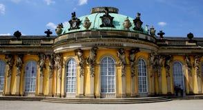 Sanssouci Palast Lizenzfreies Stockbild
