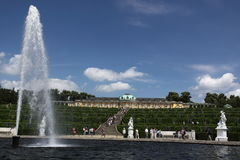 Sanssouci park Royalty Free Stock Photography