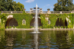 Sanssouci Park. Potsdam, Germany. Royalty Free Stock Photography