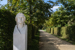 Sanssouci Park. Potsdam, Germany. Royalty Free Stock Images