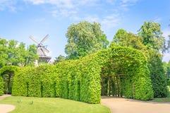 Sanssouci park in Potsdam, Germany Stock Photo