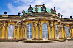 Sanssouci, Potsdam Stock Photography