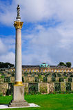 Sanssouci, Potsdam Royalty Free Stock Photo