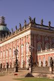 Sanssouci in Potsdam Stock Image