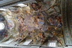 Sant'Ignazio Royalty Free Stock Photography
