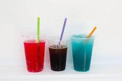 Santé de couleur d'eau potable  Photographie stock