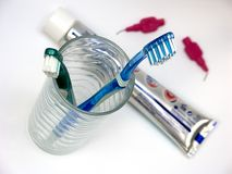 Santé dentaire Images stock