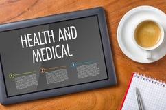 Santé et médical Photographie stock libre de droits