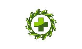 Santé globale Images stock