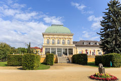 Santé Ressort Franzensbad photo libre de droits