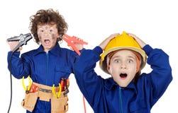 Santés et sécurité Photo stock