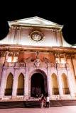 Sant安东尼Abat教会在西班牙 图库摄影