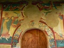 Sant霍安de Boi,瓦勒de Boi (莱里达省) 库存照片