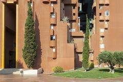 Sant ακριβώς Desvern, Καταλωνία, Ισπανία Στοκ φωτογραφία με δικαίωμα ελεύθερης χρήσης