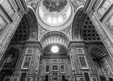 Sant `安德里亚教会 图库摄影