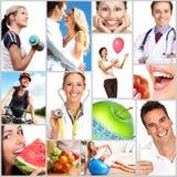 santé Photo libre de droits