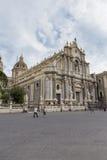 Sant Agata cathedral Royalty Free Stock Photo