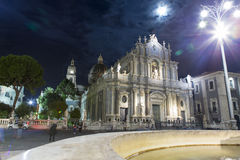 Sant Agata cathedral Royalty Free Stock Images