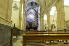 Sant Agata cathedral Royalty Free Stock Image