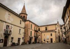 Sant'Agata Feltria 库存照片