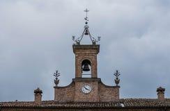 Sant'Agata Feltria Fotografia Stock