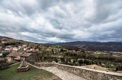 Sant'Agata Feltria Fotografia Royalty Free