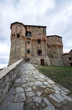 SANT'AGATA FELTRIA. Castle of Sant'Agata Feltria Royalty Free Stock Photos