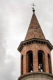 SANT'AGATA FELTRIA. Detail of architecture in Sant'Agata Feltria Royalty Free Stock Image