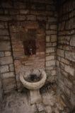 Sant'Agata Feltria PRZEŻYTA fontanna Fotografia Stock
