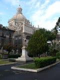 Sant Agata at Piazza Duomo. Duomo Square in Catania, Sicily, Italy Stock Photo