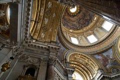 Sant ` Agnese σε Agone Ρώμη, Ιταλία Στοκ Εικόνα